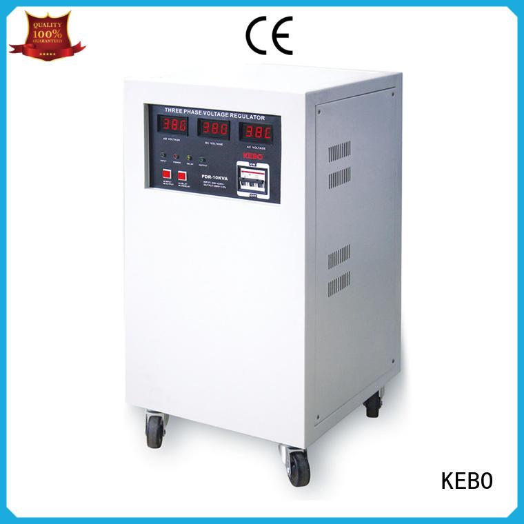 triac phase three KEBO Brand three phase voltage regulator factory