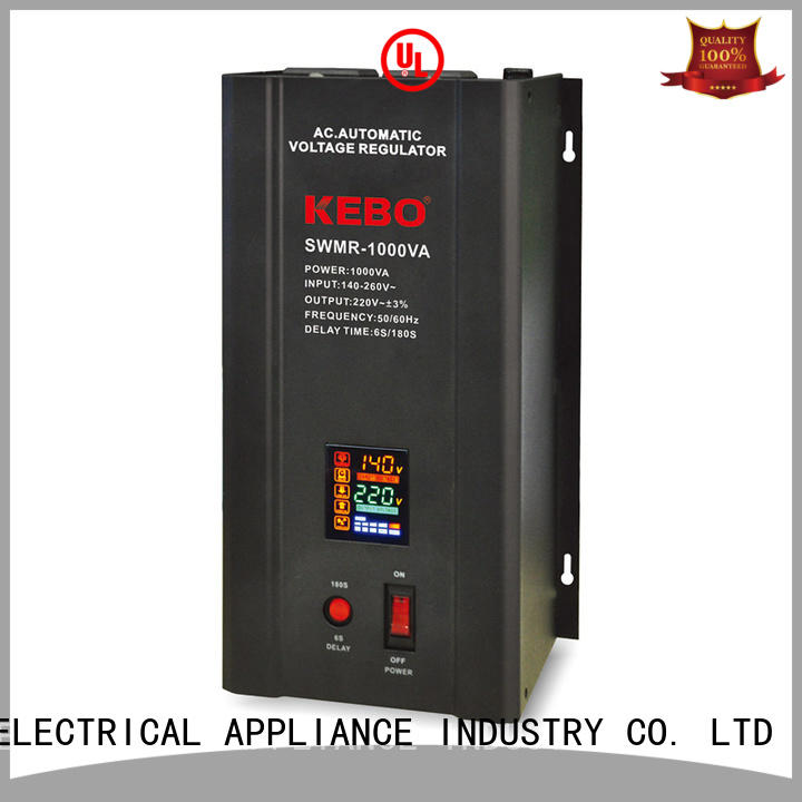 KEBO online servo voltage stabiliser savr for industry