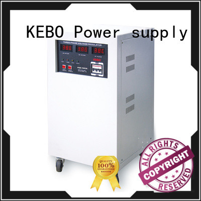 KEBO phase three phase stabilizer wholesale for indoor