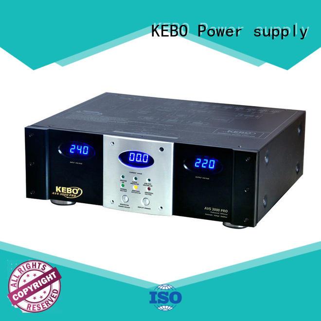 KEBO Brand dual max socket generator regulator manufacture