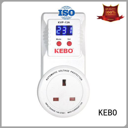 KEBO professional power protector series for industry