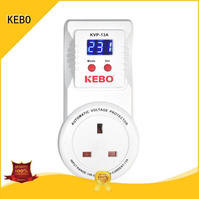 series guard wall KEBO Brand wall plug surge protector factory