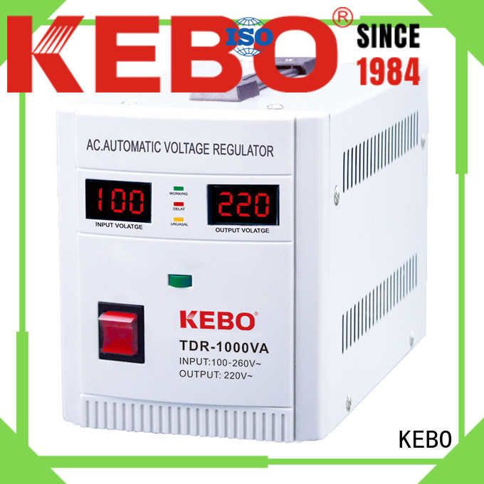 KEBO display ac stabilizer wholesale for indoor