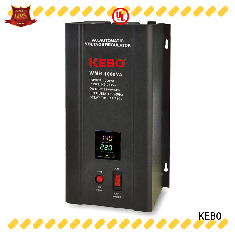 professional servo controlled stabilizer idr customized for industry