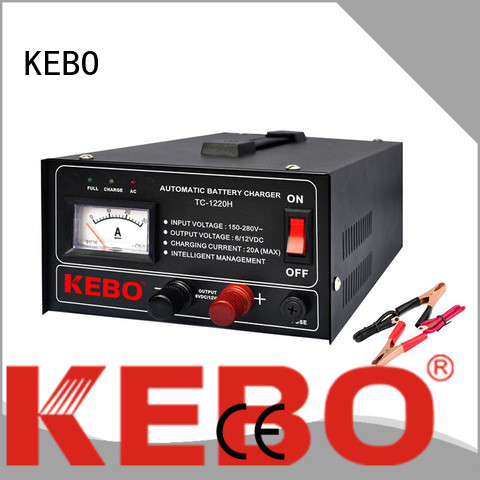 Custom competitive frequency intelligent charger KEBO automatic