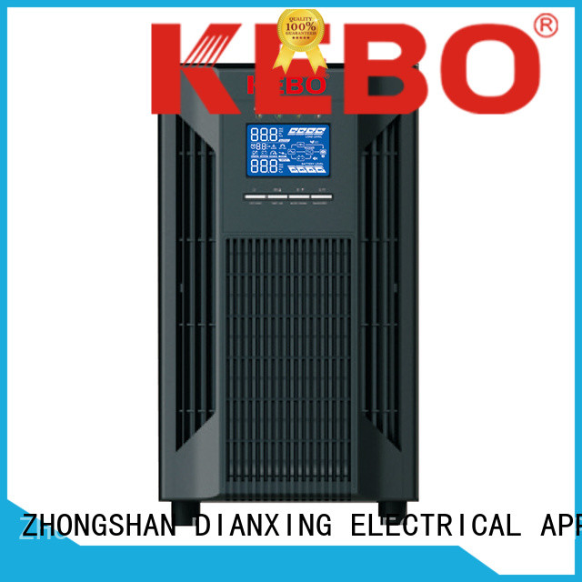 battery online ups system series for industry KEBO