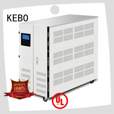KEBO three 3 phase stabilizer series for indoor
