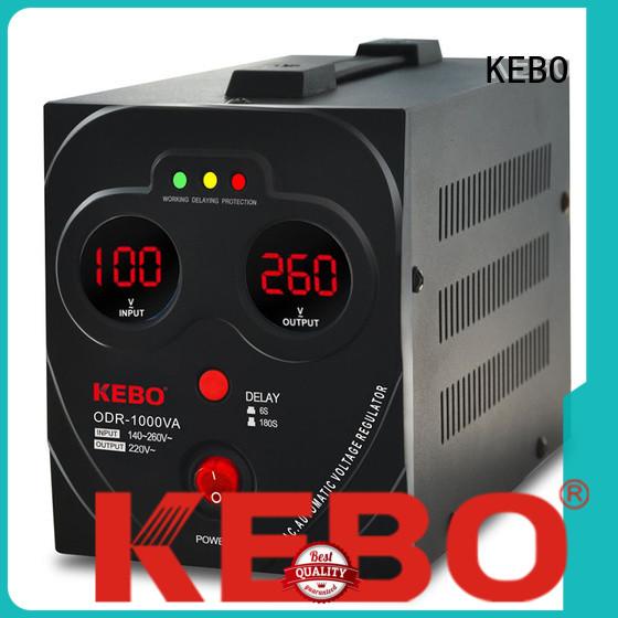 KEBO input servo motor voltage regulator customized for kitchen