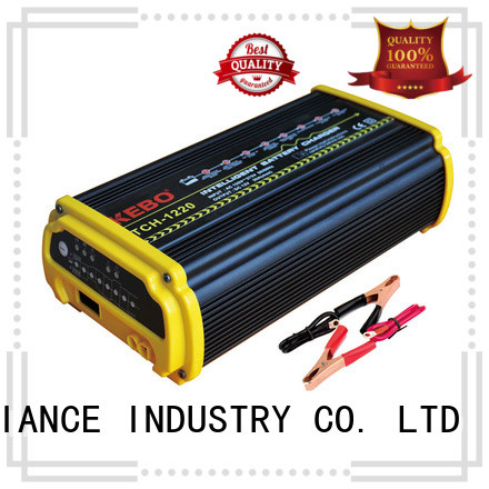 KEBO high frequency smart battery charger wholesale for indoor