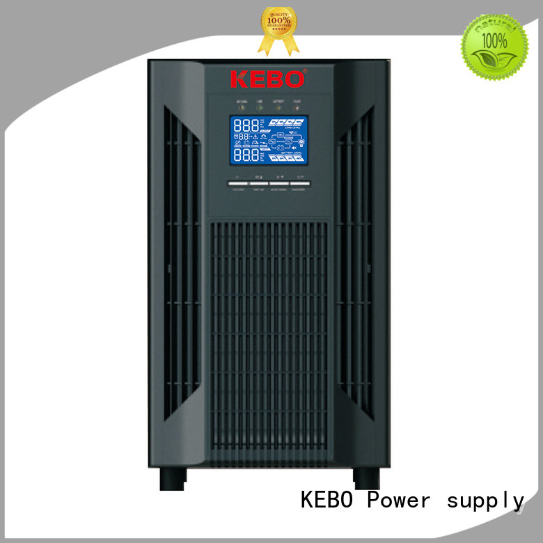 KEBO high quality true online ups with built-in battery for industry