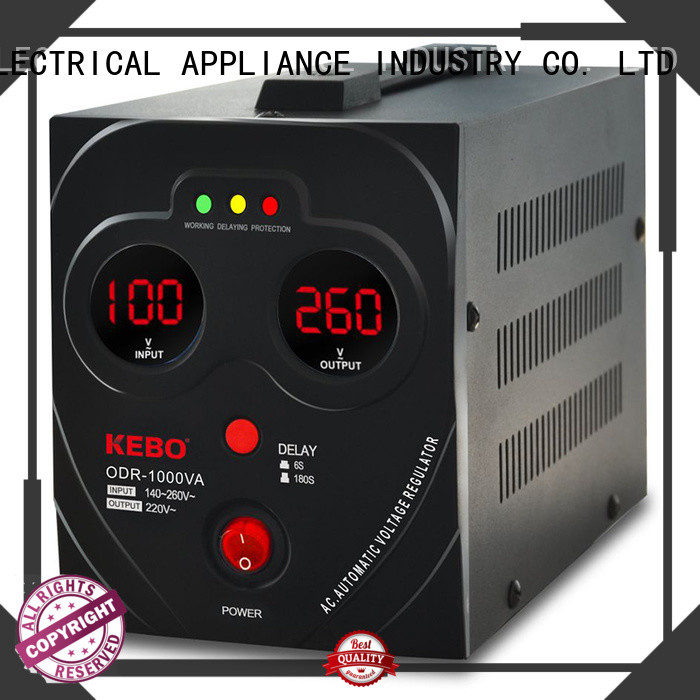 voltage stabilizer for home series generator regulator KEBO Brand