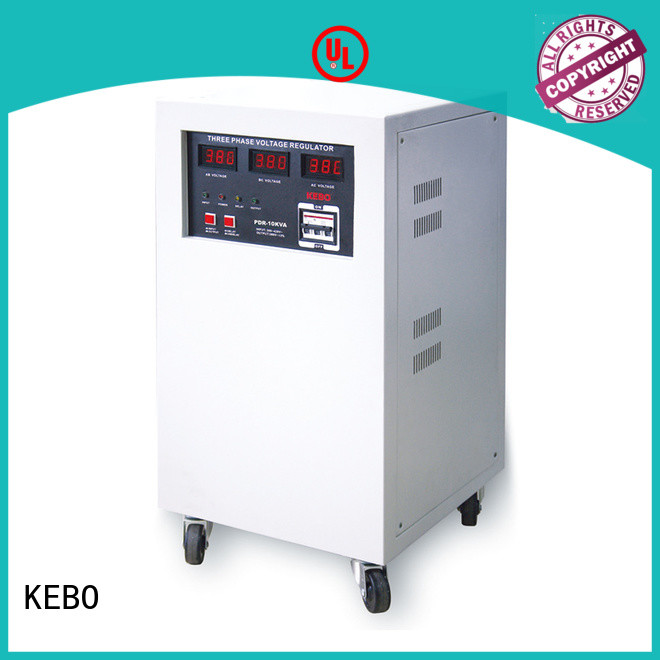 durable 3 phase ac voltage regulator wholesale for industry KEBO