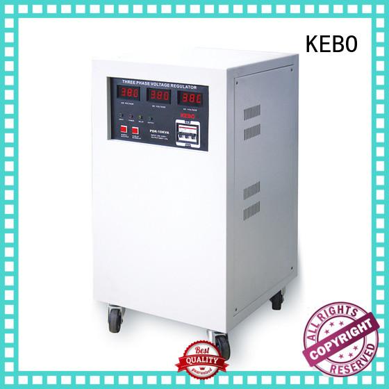 contactless series servo 3 phase variac KEBO Brand company