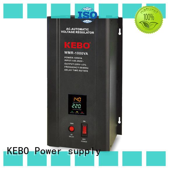 KEBO heavy servo motor stabilizer wholesale for indoor