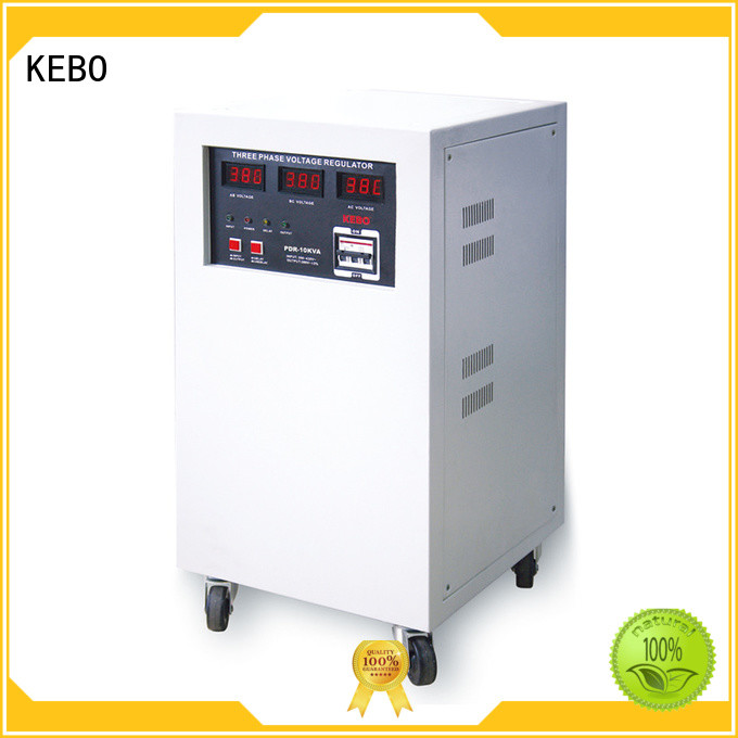 KEBO pdr10k15k20k30kva powerline stabilizer Supply for kitchen