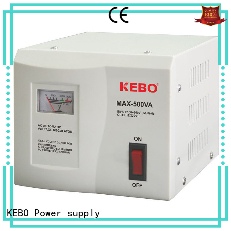 KEBO classical power stabilizer customized for industry