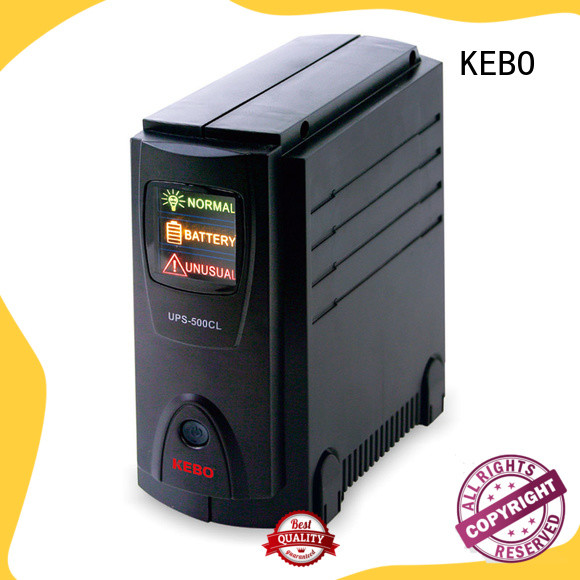 KEBO High-quality 600va line interactive ups company for computer
