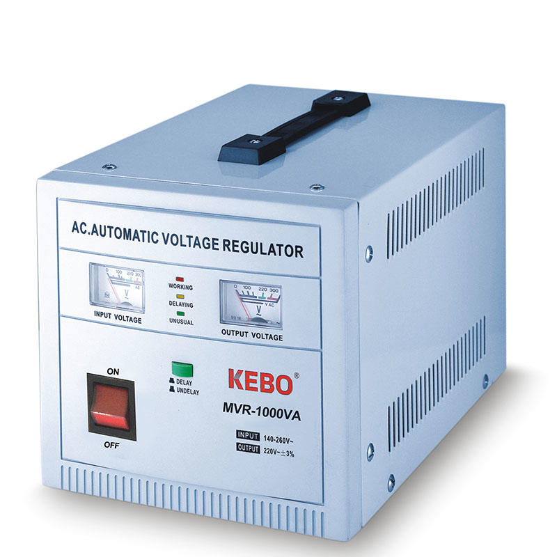 KEBO -Servo Motor Stabilizer, Single Phase Servo Stabilizer Mvr Series 140-260v-1