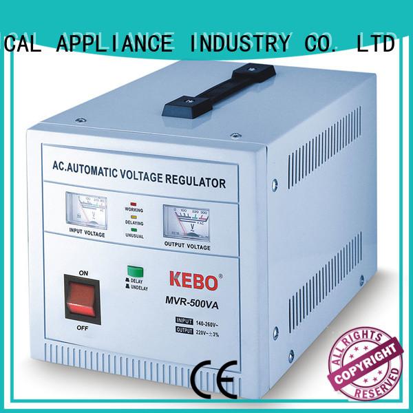 KEBO durable servo motor stabilizer wholesale for indoor