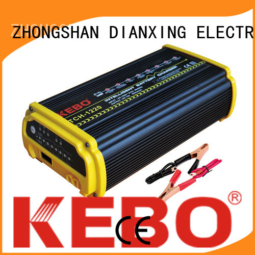 KEBO online intelligent charger customized for industry
