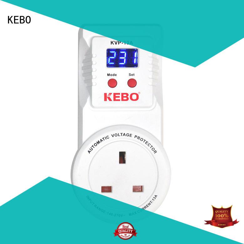guard wall surge protector selectable KEBO company