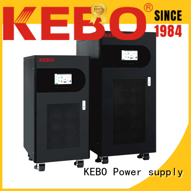 high frequency online ups builtin with built-in battery for industry