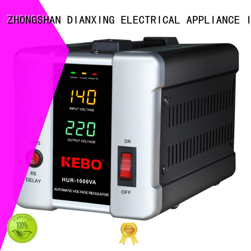 KEBO online constant voltage regulator comfortable for indoor