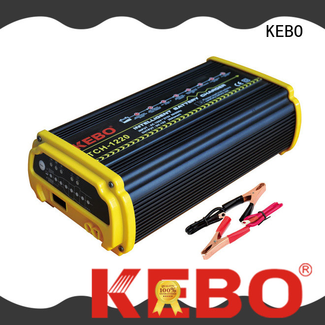 KEBO safety intelligent charger supplier for indoor
