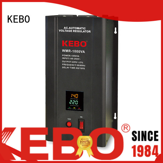 regulator ultra single control servo stabilizer KEBO