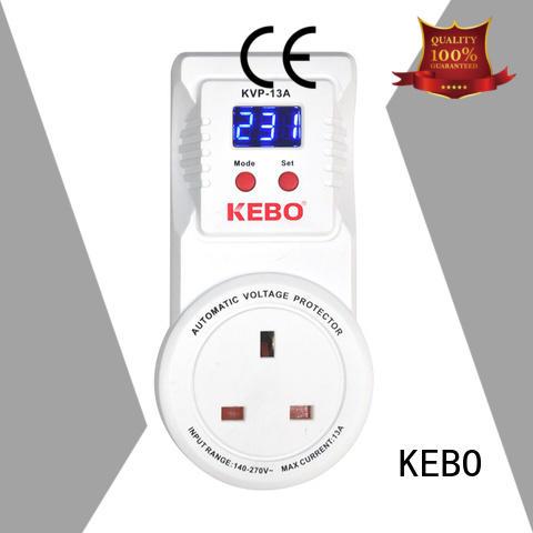 wall plug surge protector wall selectable series KEBO Brand company