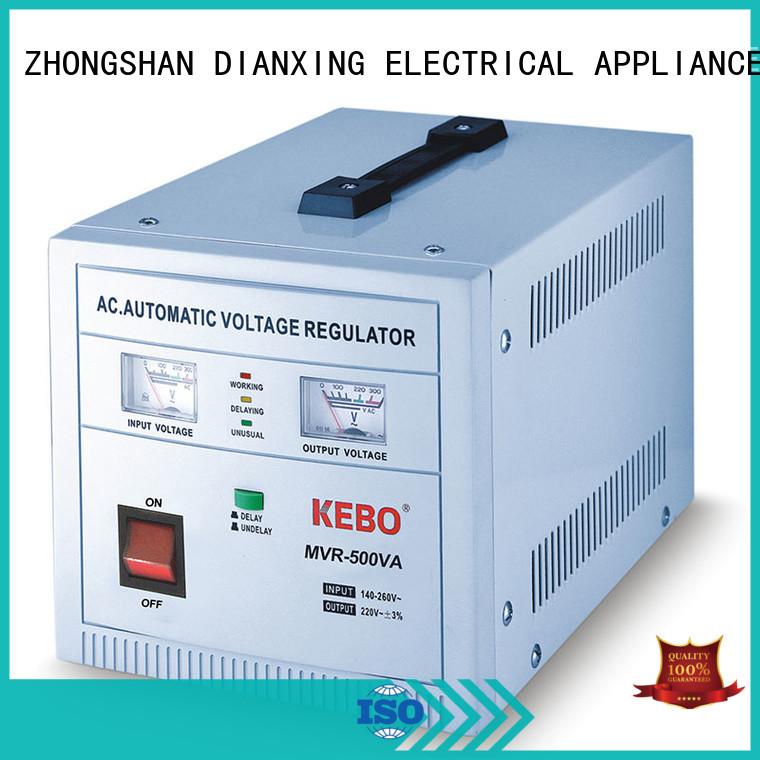 KEBO 1k15k2k3k5kva servo stabilizer supplier for industry