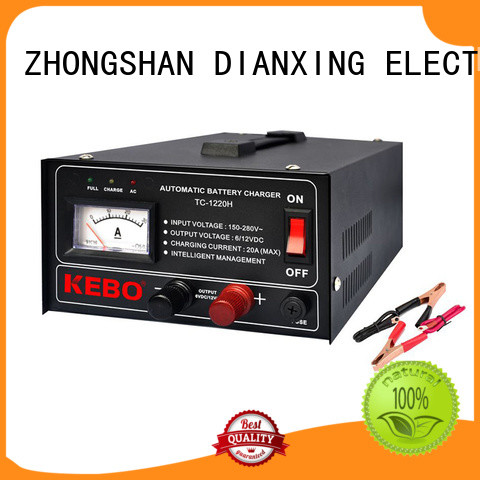 KEBO high frequency automatic battery charger wholesale for industry