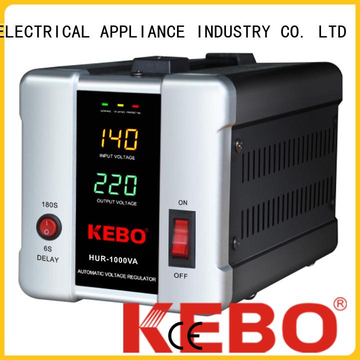 Hot generator regulator efficiency KEBO Brand