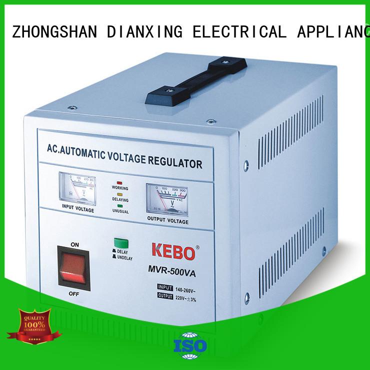 KEBO regulator servo controlled stabilizer customized for laboratory
