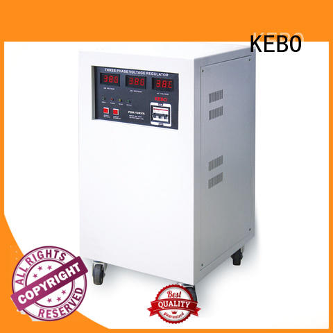 KEBO pdr10k15k20k30kva three phase stabilizer supplier for indoor