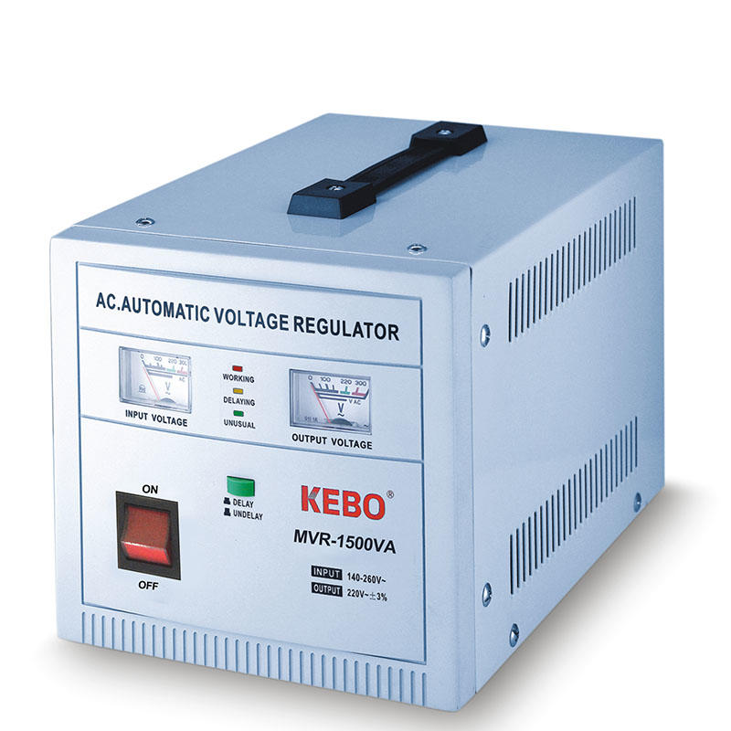 KEBO -Servo Motor Stabilizer, Single Phase Servo Stabilizer Mvr Series 140-260v-2