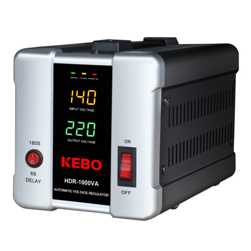 KEBO -Avr Regulator New Desktop Voltage Regulator Hur From 05kva-5kva
