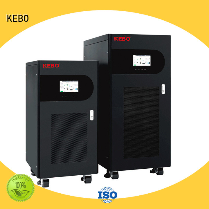 pht online ups suppliers with built-in battery for industry KEBO