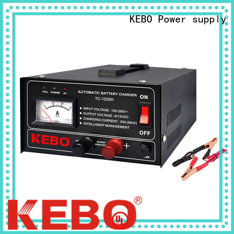 KEBO high quality intelligent charger series for industry