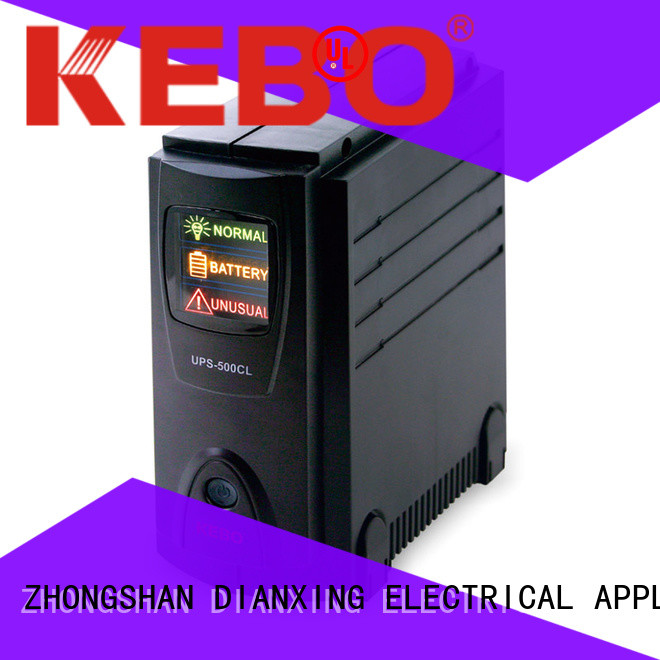 KEBO hot sale ups backup manufacturer for indoor