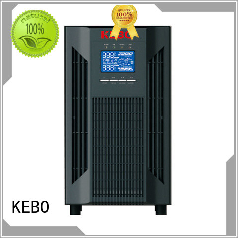 KEBO frequency low price ups for computer with built-in battery for industry
