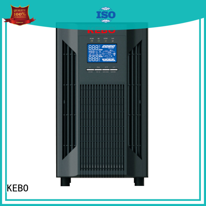 KEBO 1k10kva ups on line manufacturer for computer