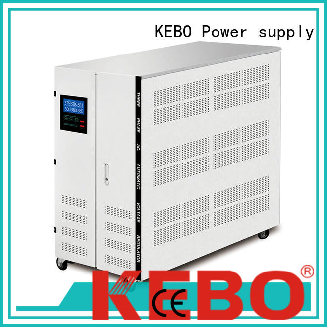 KEBO safety 3 phase variac customized for industry