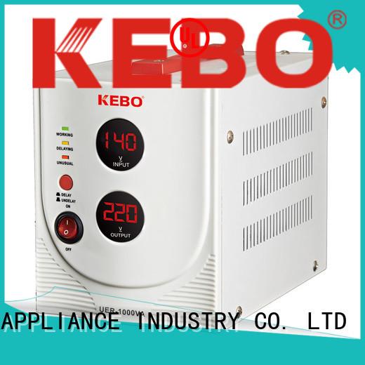 KEBO High-quality servo motor voltage stabilizer Suppliers for indoor