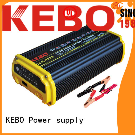 KEBO Top car battery charger maintainer series for business