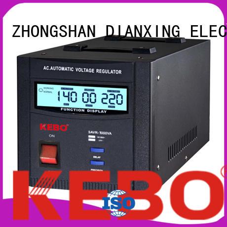 KEBO voltage servo voltage stabilizer suppliers manufacturer for laboratory