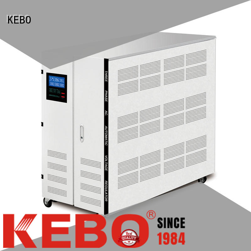 3 phase automatic voltage regulator control for industry KEBO