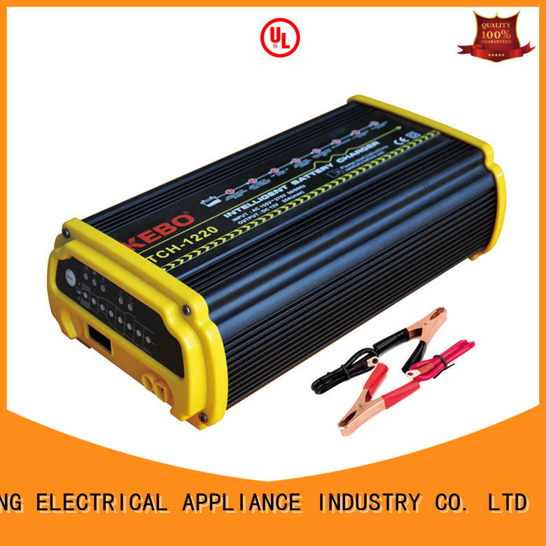 Wholesale continuous marine battery charger KEBO Brand