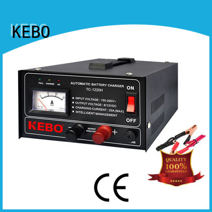 KEBO price commercial car battery charger for business for industry