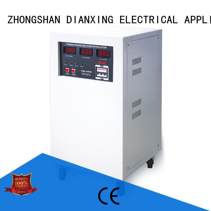 high quality 3 phase voltage regulator manufacturer for indoor KEBO